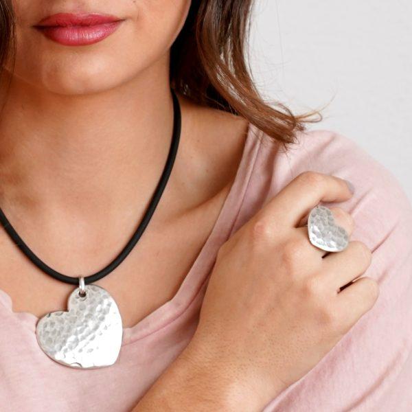 Colección corazón día de los enamorados