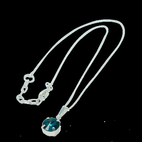Collar con cristal SWAROVSKI colección DUETTO