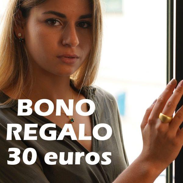 BONO REGALO 30 €