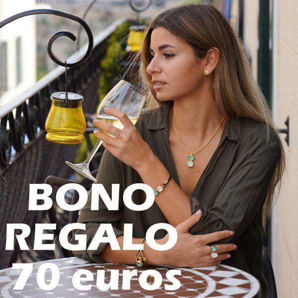 BONO REGALO 70 €