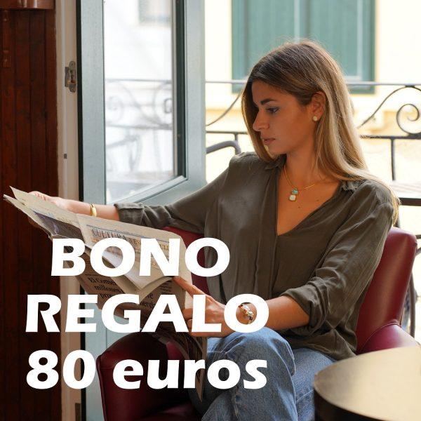 BONO REGALO 80 €